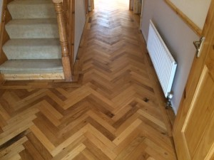 Hall Reclaimed Oak
