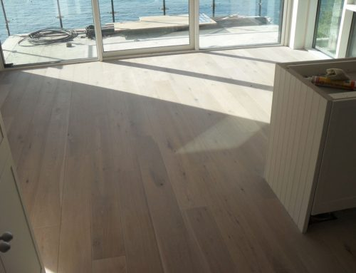 White Oiled Oak Kinsale